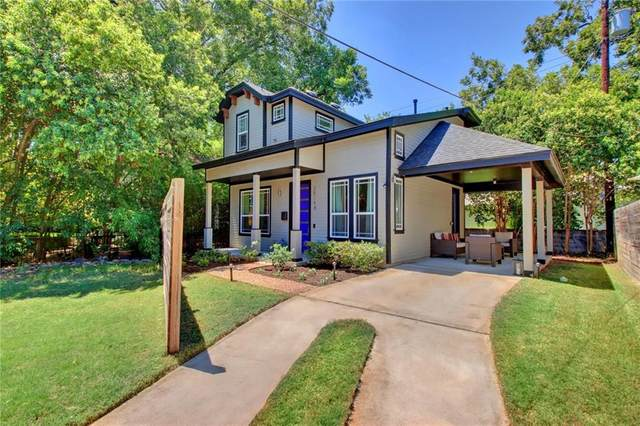 3814 Duval St B, Austin, TX 78751 (#9592074) :: R3 Marketing Group