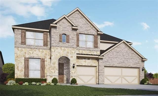 118 Barton Run Dr, Georgetown, TX 78628 (#9592395) :: First Texas Brokerage Company