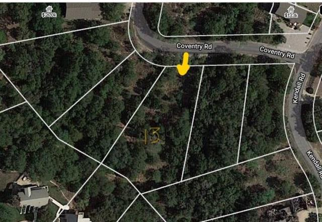 Lot 13 Coventry Rd, Spicewood, TX 78669 (#9594297) :: Zina & Co. Real Estate