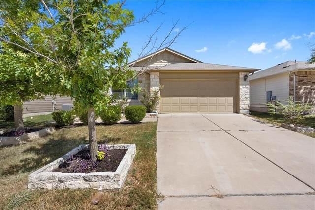 13224 Pine Needle St, Manor, TX 78653 (MLS #9595078) :: Brautigan Realty