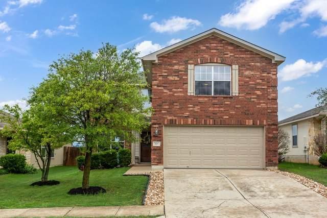 305 Drystone Trl, Liberty Hill, TX 78642 (#9595576) :: Sunburst Realty