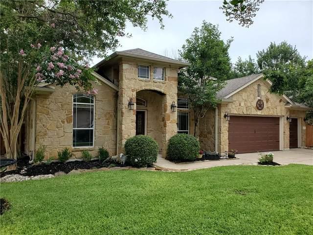 1510 Silver Oak Trl, Cedar Park, TX 78613 (#9598661) :: Green City Realty