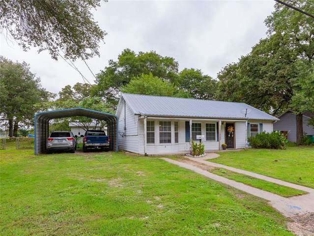 920 Haley Ave, Rockdale, TX 76567 (MLS #9601373) :: Brautigan Realty