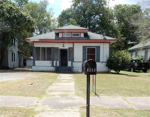 1213 Lexington St, Taylor, TX 76574 (#9601481) :: Ben Kinney Real Estate Team
