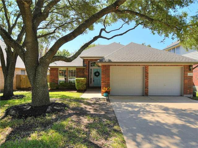 2301 Equestrian Trl, Austin, TX 78727 (#9602092) :: Front Real Estate Co.