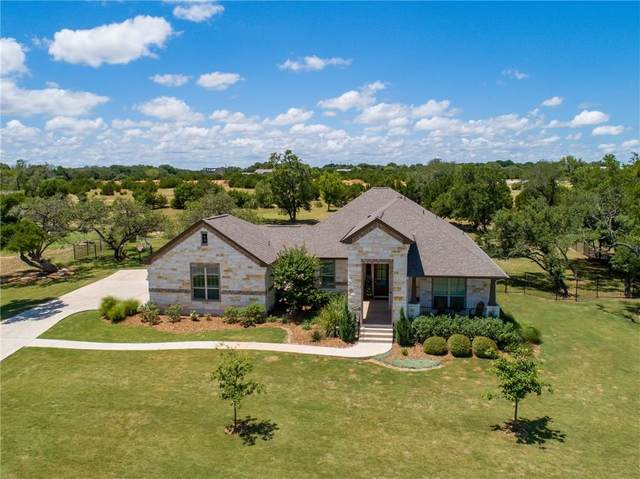 1016 Telling Wind, Liberty Hill, TX 78642 (#9602937) :: All City Real Estate
