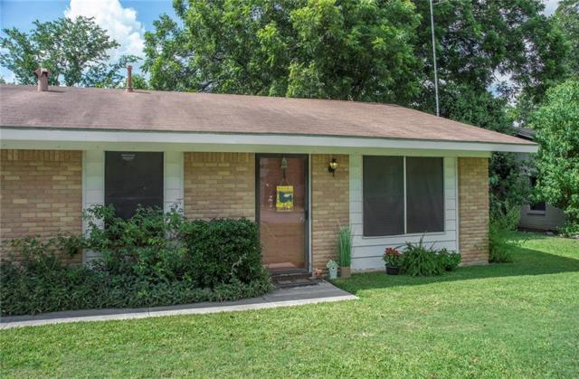 800 Gilmore St, Taylor, TX 76574 (#9605468) :: Papasan Real Estate Team @ Keller Williams Realty