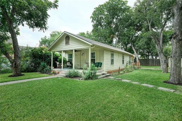 2004 S Main St, Georgetown, TX 78626 (#9605614) :: Papasan Real Estate Team @ Keller Williams Realty