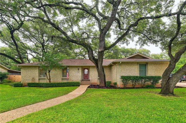 10705 Plumewood Dr, Austin, TX 78750 (#9606187) :: The Gregory Group