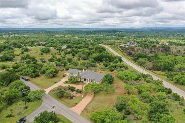 418 The Hills Rd, Horseshoe Bay, TX 78657 (#9607321) :: Zina & Co. Real Estate