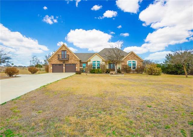 2221 County Road 107, Hutto, TX 78634 (#9608108) :: Zina & Co. Real Estate