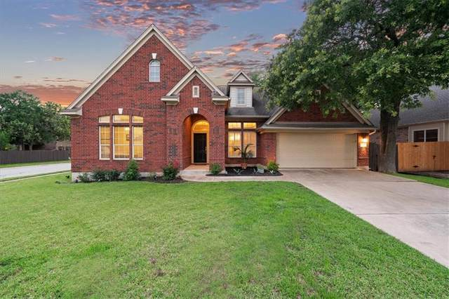 1706 Buttercup Creek Blvd, Cedar Park, TX 78613 (#9608910) :: The Perry Henderson Group at Berkshire Hathaway Texas Realty