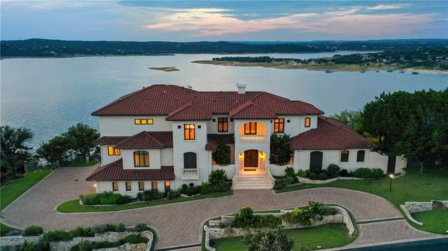 15 Water Front Ave, Lakeway, TX 78734 (#9609808) :: Ben Kinney Real Estate Team