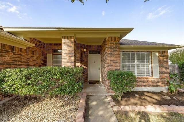 2623 Goldfinch Dr, Cedar Park, TX 78613 (#9610012) :: JPAR & Associates