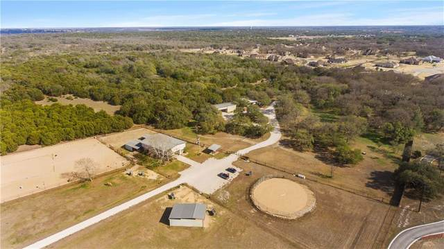 401 County Road 246, Florence, TX 76527 (#9610206) :: Watters International