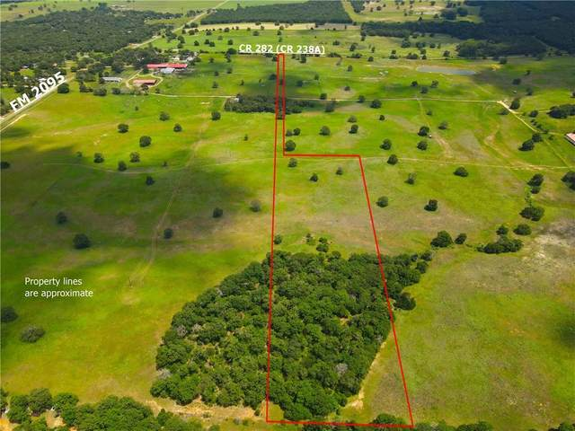 TBD County Road 238A #9, Cameron, TX 76520 (#9610798) :: Green City Realty