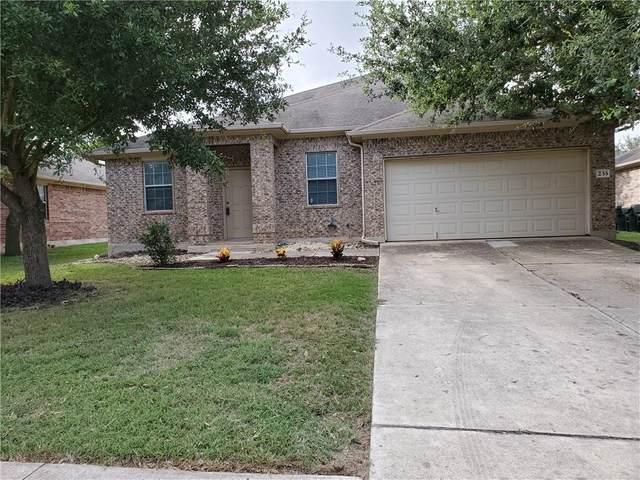 233 Marquitos Dr, Kyle, TX 78640 (#9612814) :: Papasan Real Estate Team @ Keller Williams Realty