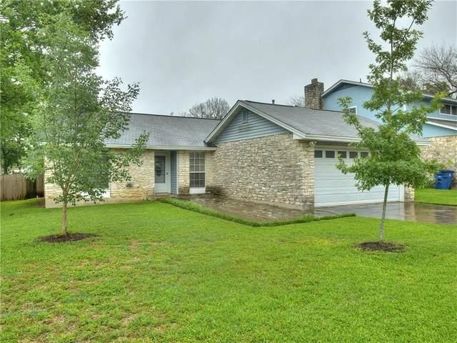 8303 Kearsarge Dr, Austin, TX 78745 (#9612895) :: Papasan Real Estate Team @ Keller Williams Realty