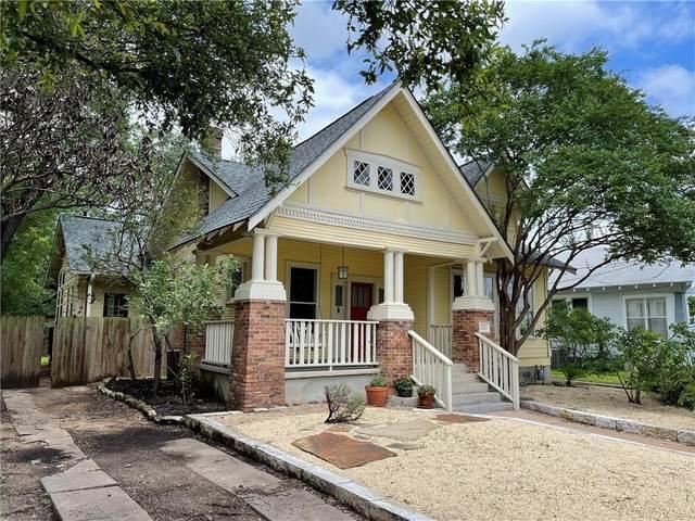 1196 San Bernard St, Austin, TX 78702 (#9613856) :: Bristol Palin Team