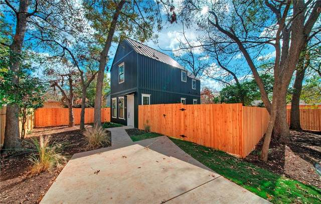 903 Mansell Ave B, Austin, TX 78702 (#9614289) :: The Heyl Group at Keller Williams