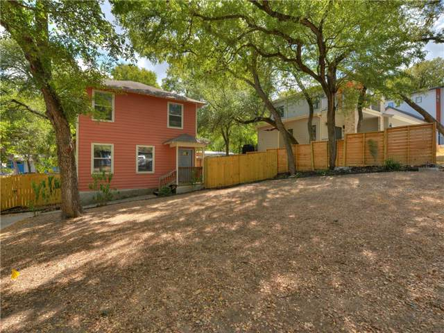 1195 E M Franklin Ave, Austin, TX 78721 (#9614356) :: The Heyl Group at Keller Williams