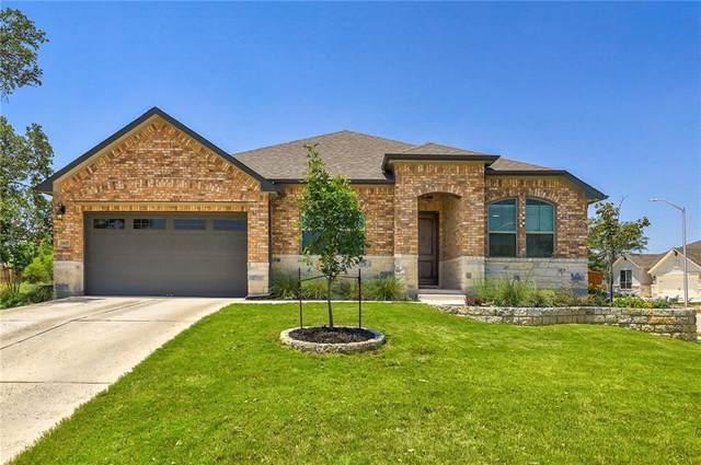 2445 Deering Creek Ct, Leander, TX 78641 (#9614694) :: Ben Kinney Real Estate Team