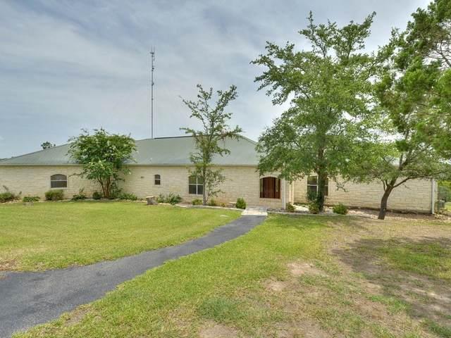 6909 Singleton Bend Rd, Marble Falls, TX 78654 (#9617388) :: Papasan Real Estate Team @ Keller Williams Realty