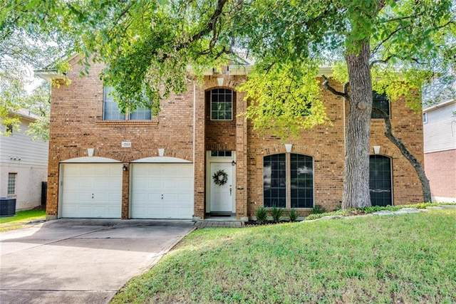 7105 Wandering Oak Rd, Austin, TX 78749 (#9617492) :: The Perry Henderson Group at Berkshire Hathaway Texas Realty