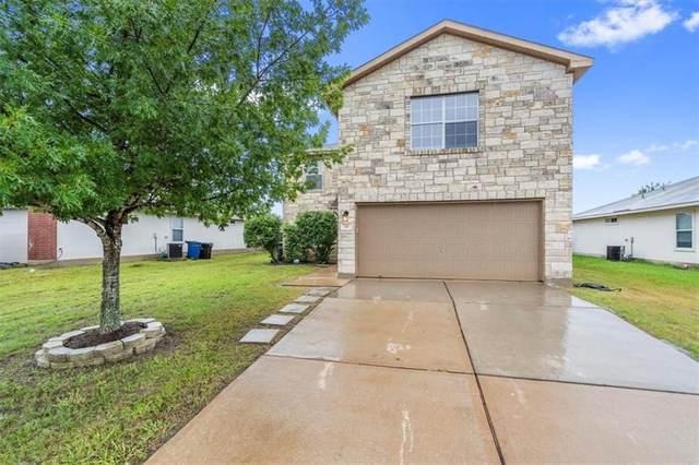 317 Almquist St, Hutto, TX 78634 (#9617761) :: Papasan Real Estate Team @ Keller Williams Realty