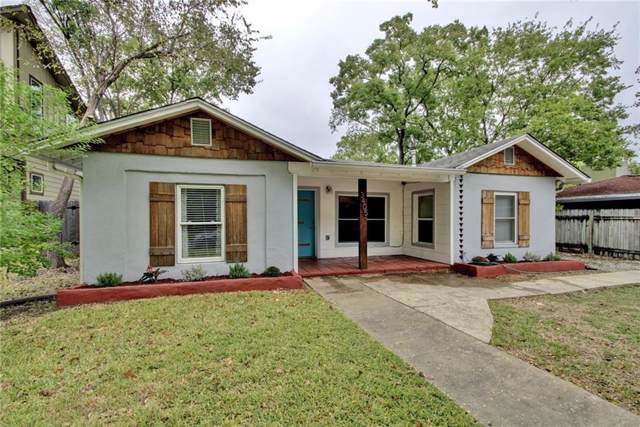 3405 Banton Rd, Austin, TX 78722 (#9618925) :: The Perry Henderson Group at Berkshire Hathaway Texas Realty