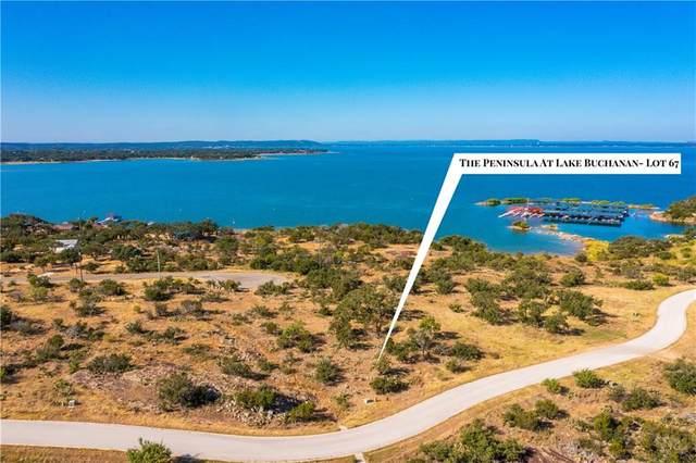lot 67 Peninsula Dr, Burnet, TX 78611 (#9619246) :: Papasan Real Estate Team @ Keller Williams Realty