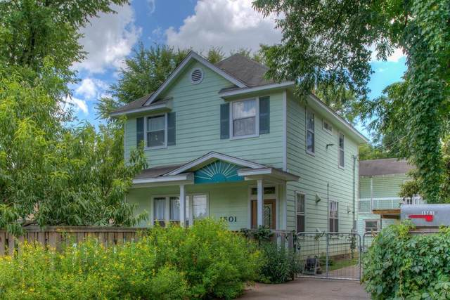 1501 Willow St, Austin, TX 78702 (#9619963) :: Ben Kinney Real Estate Team