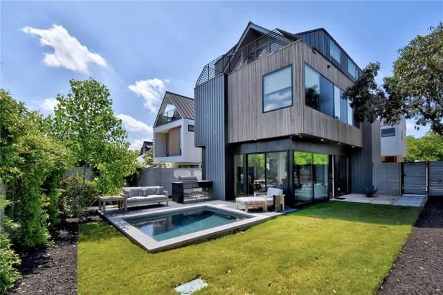 1603 S 3rd St #1, Austin, TX 78704 (#9623120) :: Ben Kinney Real Estate Team