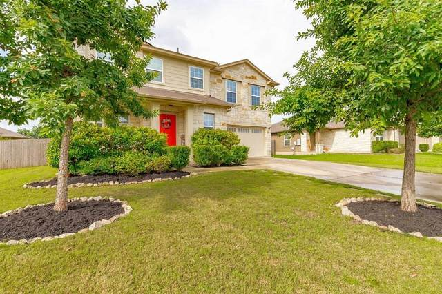 309 San Antonio Riverwalk, Hutto, TX 78634 (#9623607) :: The Heyl Group at Keller Williams