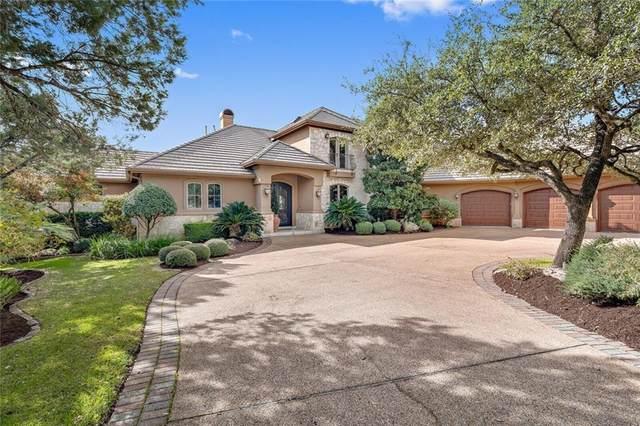40 Water Front Ave, Lakeway, TX 78734 (#9624141) :: Papasan Real Estate Team @ Keller Williams Realty