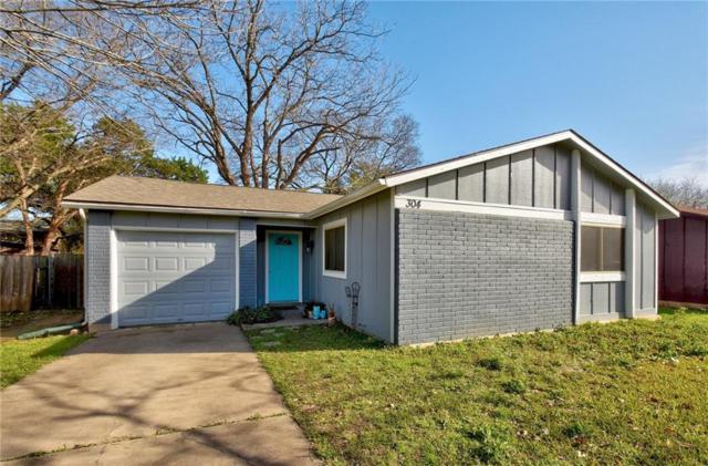 304 Blueberry Hl, Austin, TX 78745 (#9624677) :: Watters International