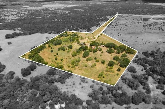 676 County Road 3930, Lampasas, TX 76550 (#9625616) :: The Heyl Group at Keller Williams