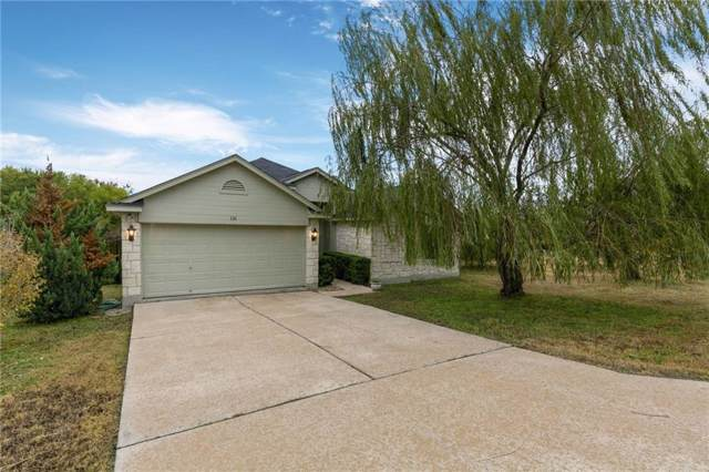 131 Willow Dr, Hutto, TX 78634 (#9629201) :: The Perry Henderson Group at Berkshire Hathaway Texas Realty