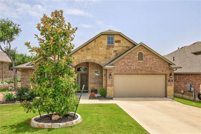 248 Cross Mountain Trl, Georgetown, TX 78628 (#9629626) :: Lancashire Group at Keller Williams Realty