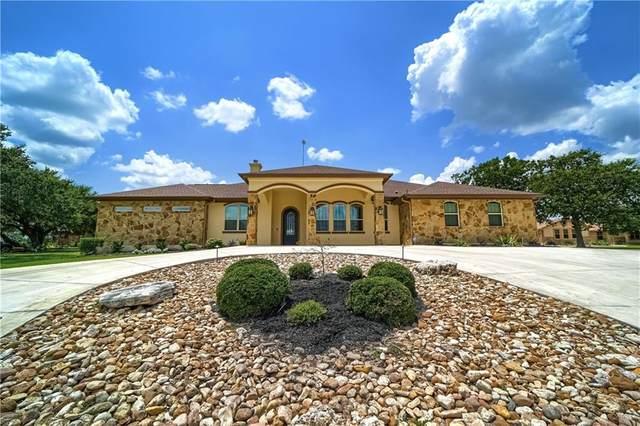 1519 Crockett Gardens Rd, Georgetown, TX 78628 (MLS #9630026) :: Vista Real Estate
