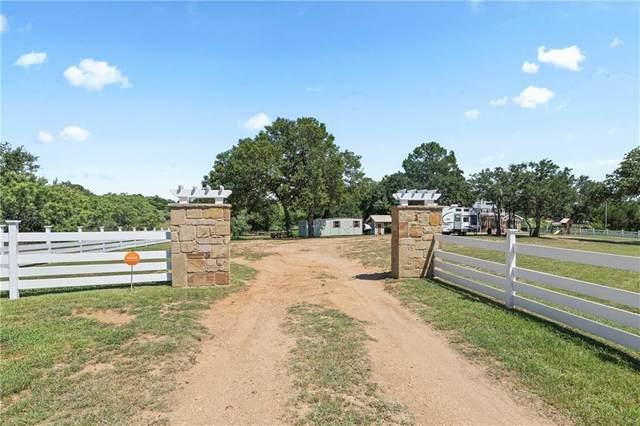 137 Hill Dr, Granite Shoals, TX 78654 (#9630599) :: Papasan Real Estate Team @ Keller Williams Realty