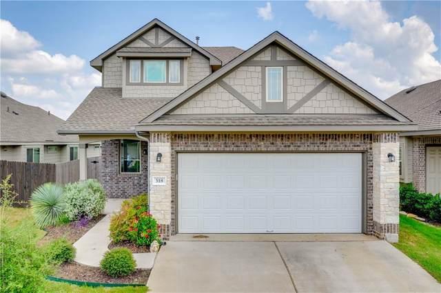 318 Hay Barn, San Marcos, TX 78666 (#9636139) :: Papasan Real Estate Team @ Keller Williams Realty