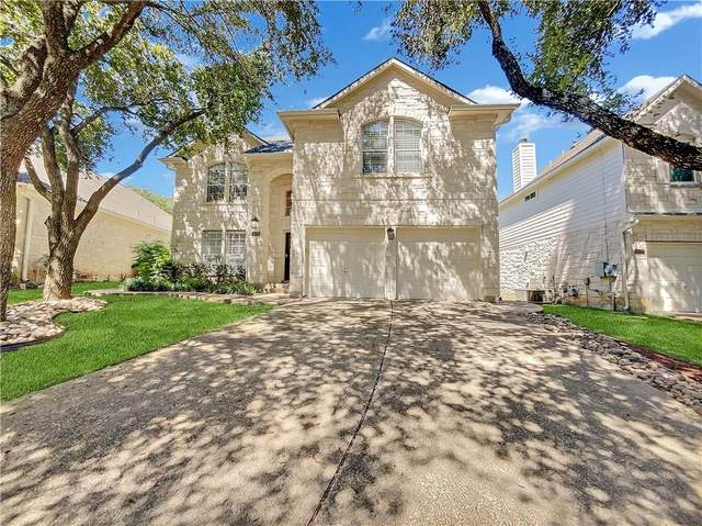 4031 Sable Oaks Dr, Round Rock, TX 78664 (#9638894) :: Papasan Real Estate Team @ Keller Williams Realty