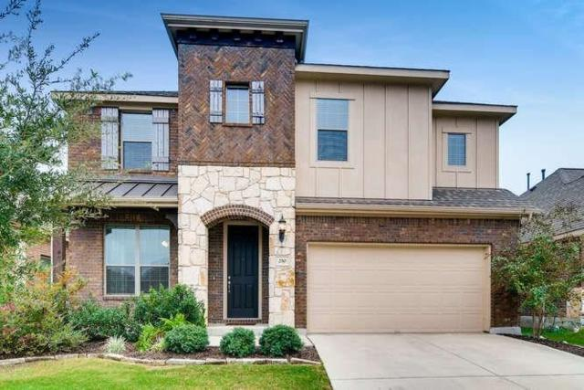 250 Crooked Crk, Buda, TX 78610 (#9640098) :: Ana Luxury Homes