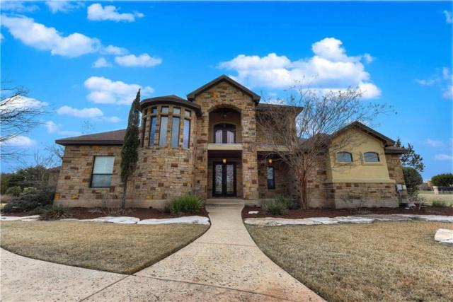 407 W Majestic Oak Ln, Georgetown, TX 78633 (#9641425) :: Ana Luxury Homes