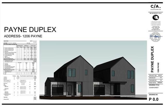 1206 Payne Ave B, Austin, TX 78757 (#9643092) :: R3 Marketing Group