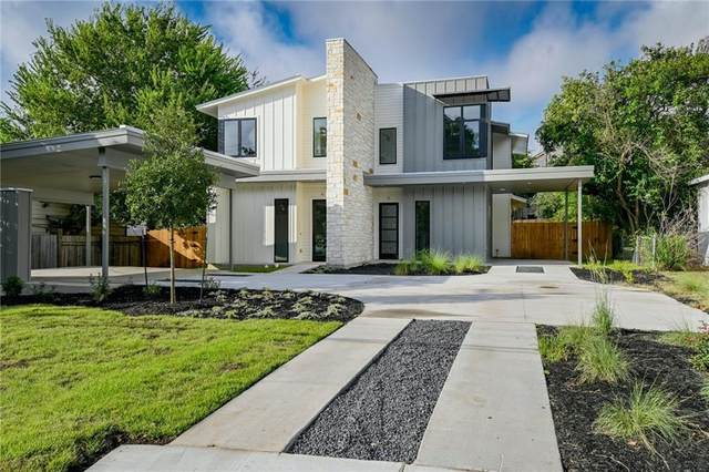 615 Brentwood St A, Austin, TX 78752 (MLS #9643563) :: The Barrientos Group