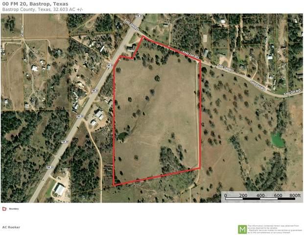 00 Fm 20, Bastrop, TX 78602 (#9645719) :: Papasan Real Estate Team @ Keller Williams Realty
