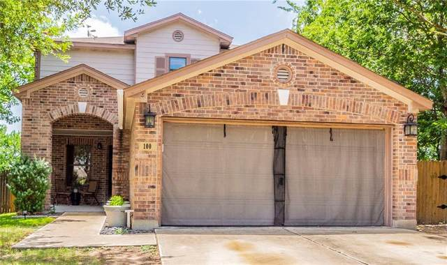 100 Tower Dr, Kyle, TX 78640 (#9647288) :: Resident Realty