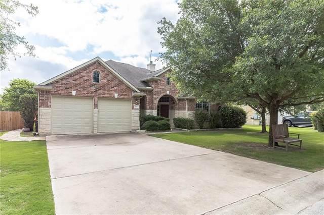 184 Mountain Laurel Way, Austin, TX 78737 (#9649751) :: Zina & Co. Real Estate